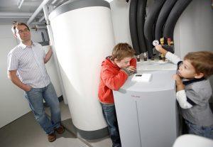 soojuspump energiamärgise väljastamisel